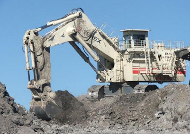 Ten of the World's Biggest Mining Excavators