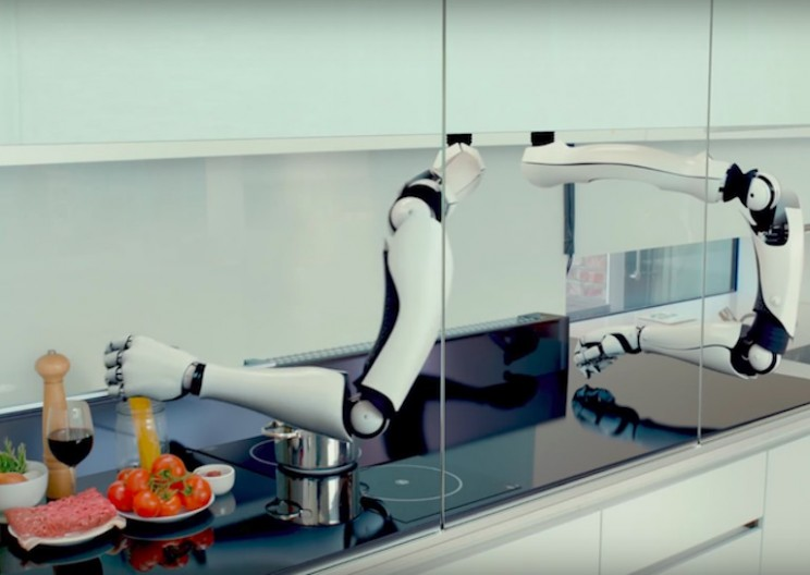 Robot Chefs Could Take Over Our Kitchens Very Soon