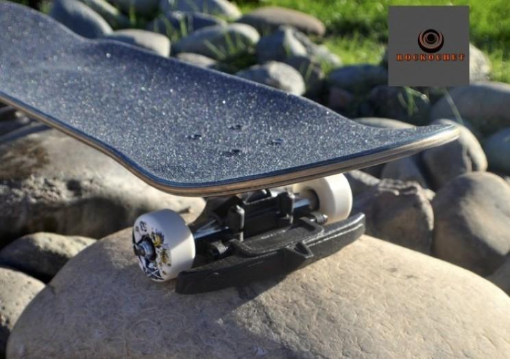 The Rockochet could make for safer skateboard rides
