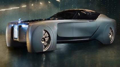 Rolls-Royce Unveils 103EX Concept in Stunning 360˚ VR
