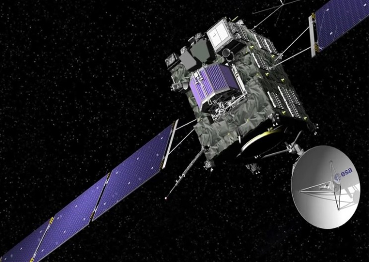 'Mission Complete': RIP Rosetta Space Probe
