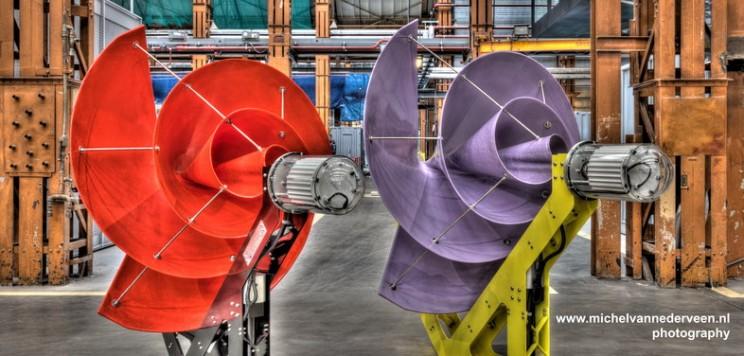 6 High-Efficiency Wind Turbine Models
