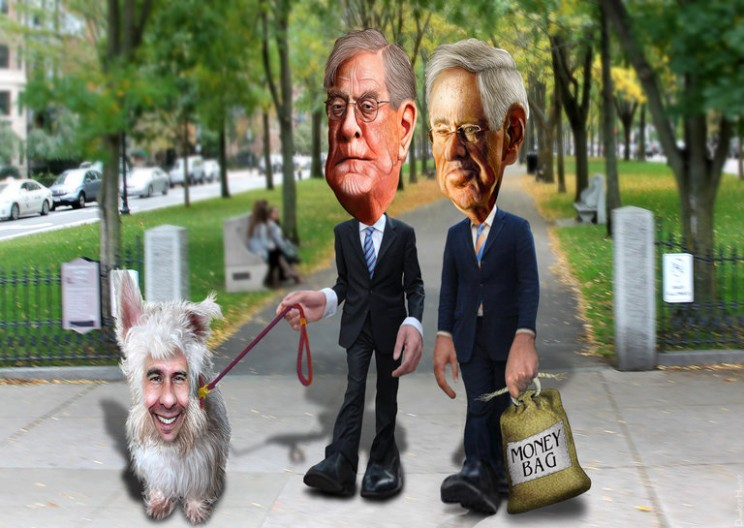 The Koch Brothers: A major threat to clean energy