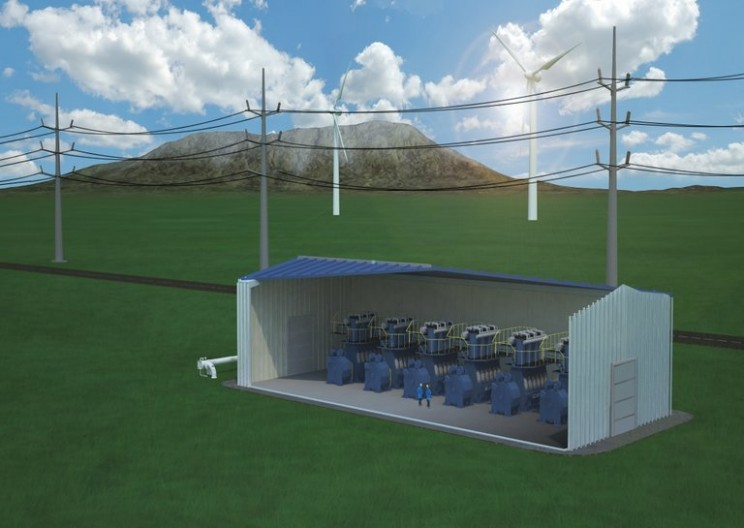 Compressed Air Energy Storage (CAES) Systems