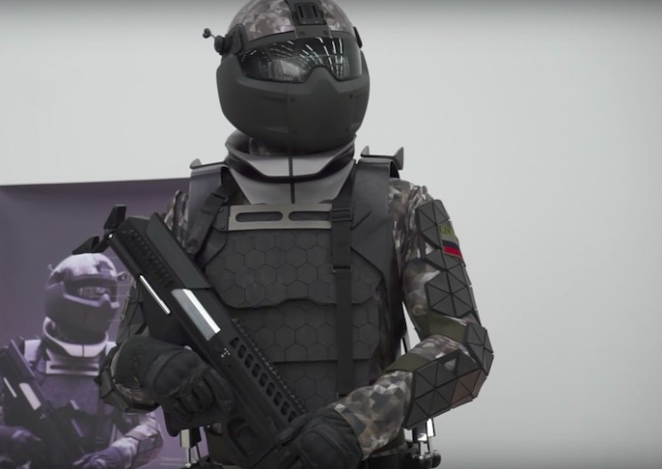 Russia's New Armor Concept Looks Like Something Out of a Sci-Fi Movie