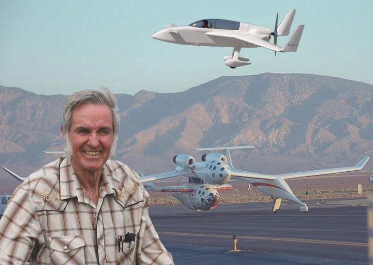 The Incredible Engineering of Aerospace Legend Burt Rutan