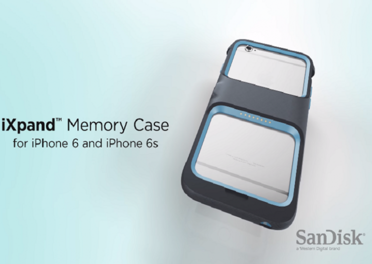 New Expanded Memory Case Solves the iPhone's Biggest Problem