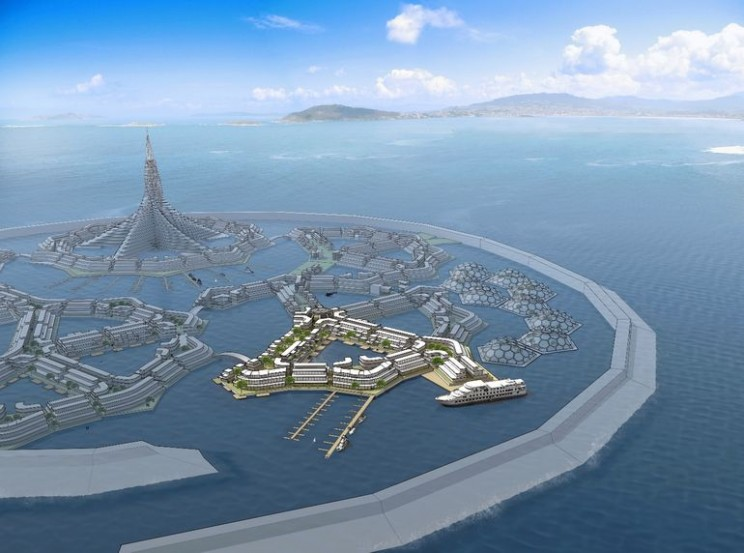 Floating city by Seasteading Institute could arrive by 2020