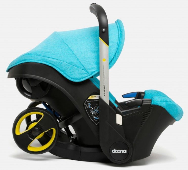 Baby travel made easy with Doona, the next–gen car seat
