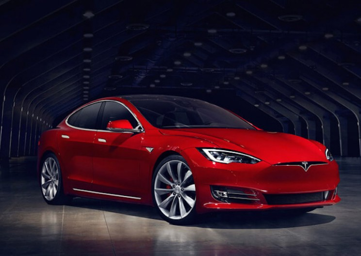 Tesla Smashes Acceleration Record of Production Cars