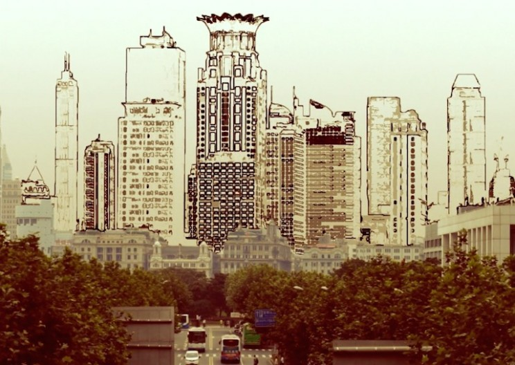 Inspiring Video Demonstrates Urban Growth in Shanghai Over the Years