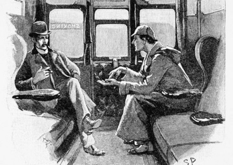 The Game is Afoot: Research Finds Your Mind Works as Well as Sherlock Holmes'