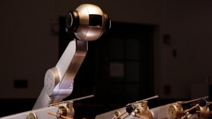 This AI-Powered Robot Can Compose and Play Its Own Music