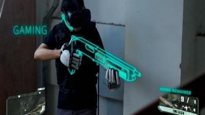 New Exoskeleton Allows You to Feel Inside VR