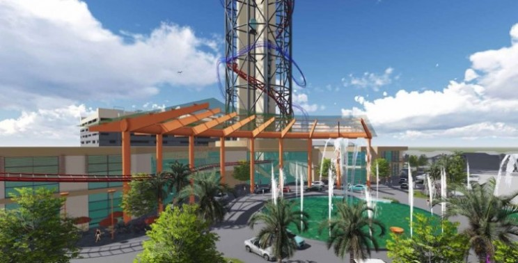 Tallest roller coaster in the world to be built in Florida by 2016