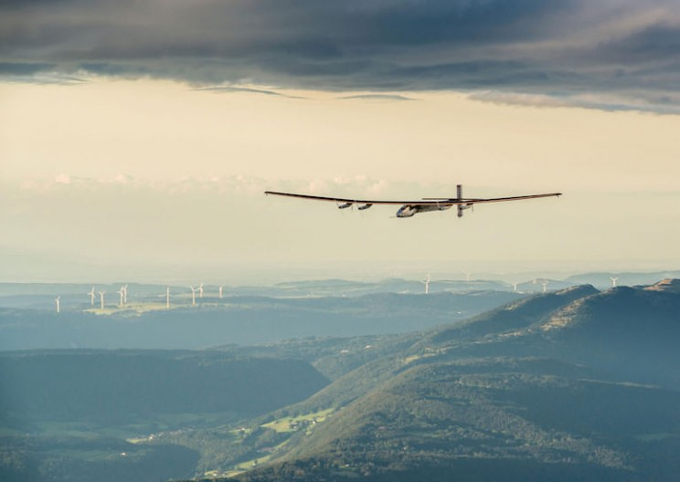 Solar Impulse II Successfully Completes Trip Around the World