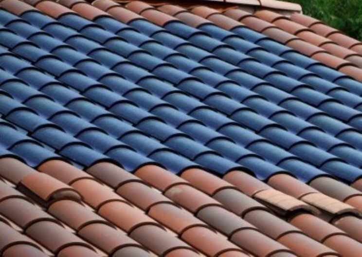 New Kid on the Renewable Energy Block: Solar Roof Tiles