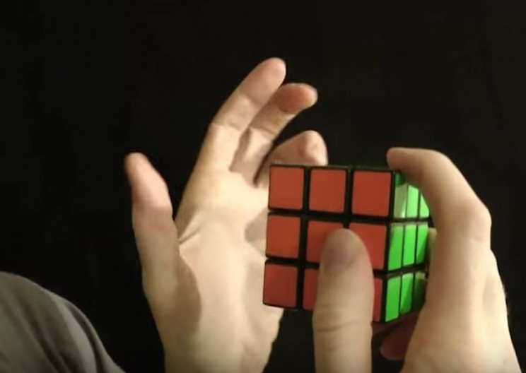 How to Cheat and Make it Look Like you Can Solve a Rubik's Cube