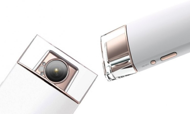 Sony KW1 quirky camera that masquerades as a perfume bottle