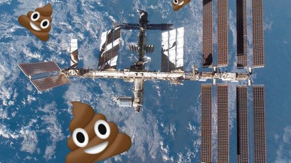 Astronaut Waste: How Does Going to the Toilet in Space Work?