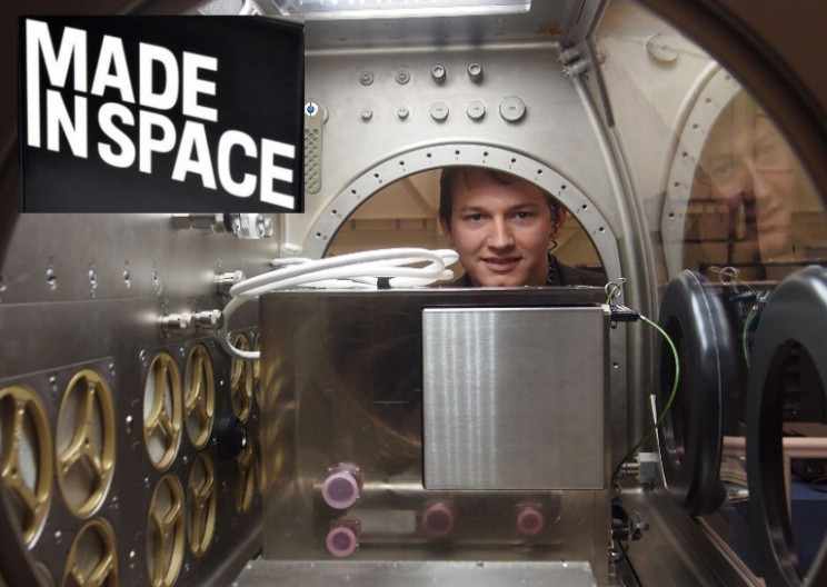 First Commercial 3D Printer Installed In Space Now Taking Orders