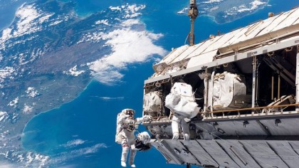 NASA Is About to Livestream a 6-Hour Spacewalk from the ISS