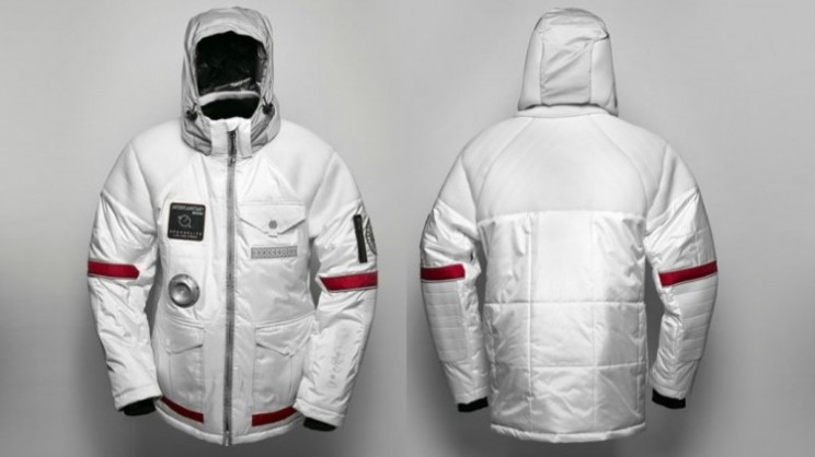 The SpaceLife Jacket for budding NASA moon walkers