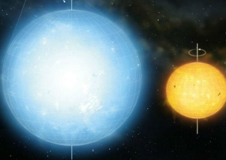 The Universe's Perfect Sphere Gets Discovered