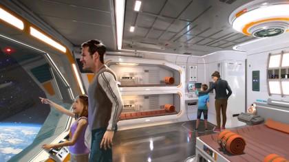 Disney Announces Plans for the Immersive Star Wars Hotel of Your Dreams