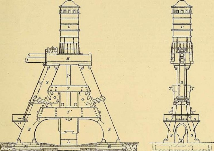 The World's First Steam Hammer Weighed 2,500 Kilograms