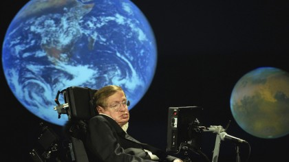Stephen Hawking Says Humans Must Leave Earth in 100 Years to Survive