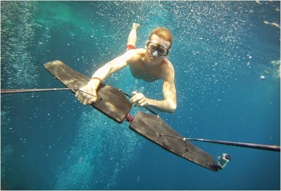 Subwing is changing water-sports and lets you fly underwater