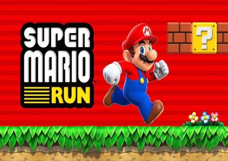 Super Mario Run Coming to Your iPhone This Year!