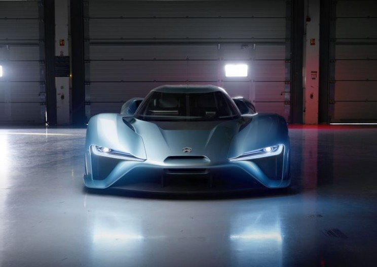 China's New Electric Supercar is a Beast