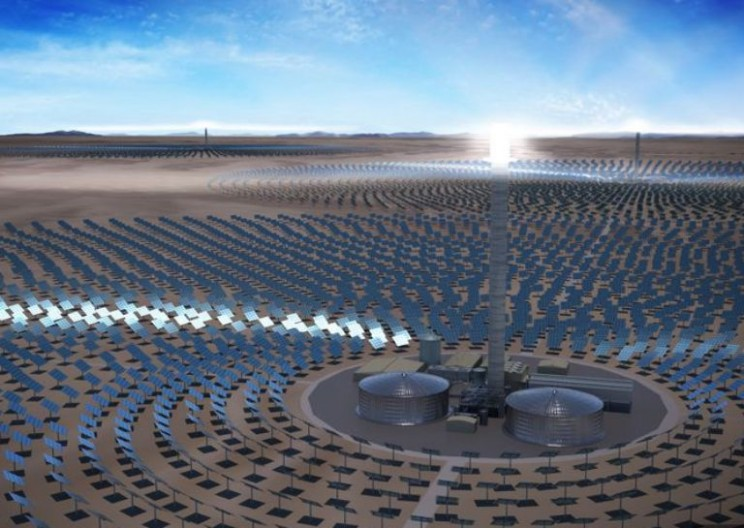 These Three Solar Plants in Chile Could Change the Solar Energy Game