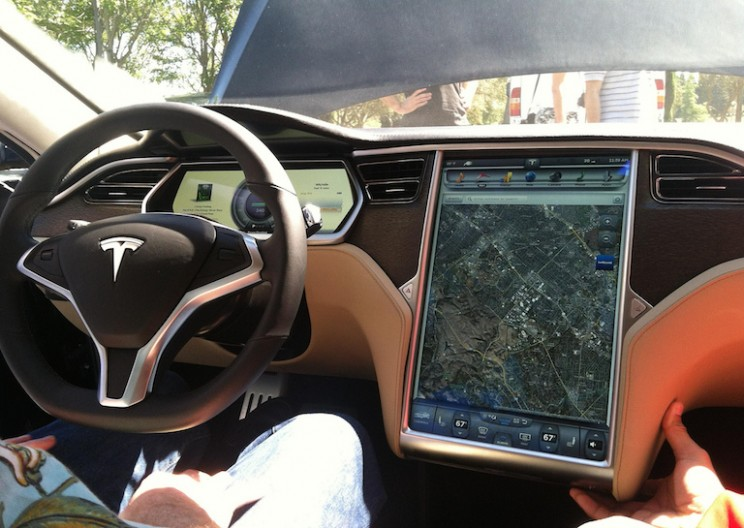 Elon Musk Says Tesla's Autopilot Reduces Crashes by Half