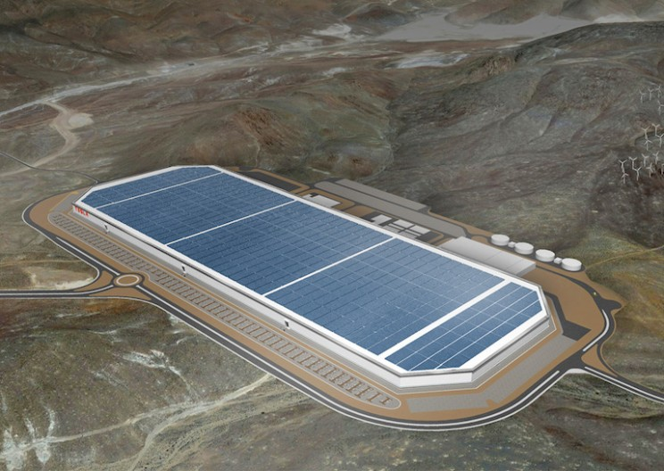 Tesla's Gigafactory is Nearing Completion – Opening in July