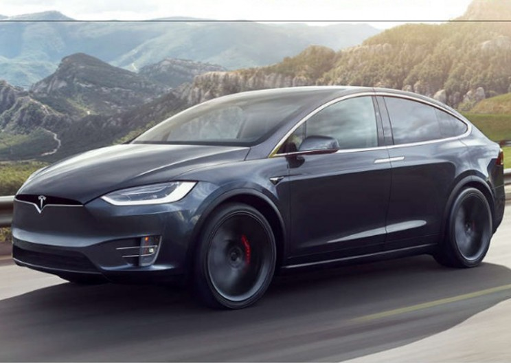 Tesla Model X Is Officially the Highest Safety Rated SUV with 5 Stars