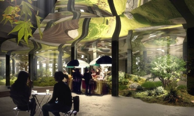 Lowline underground park will get sunlight beamed down to it