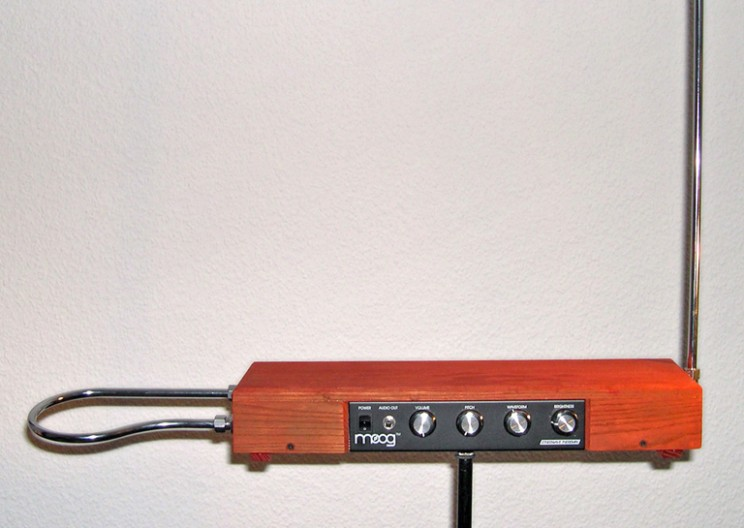 Theremin: The Instrument that You Never Touch to Play