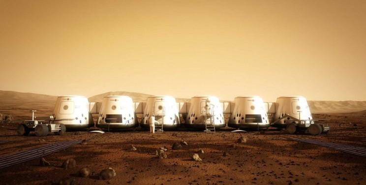 Colonization of Mars Begins in 2013