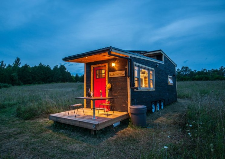 This Could be the Greenest Tiny House Yet