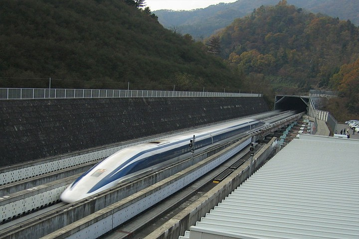 China planning a trans-Pacific high speed train to the U.S.