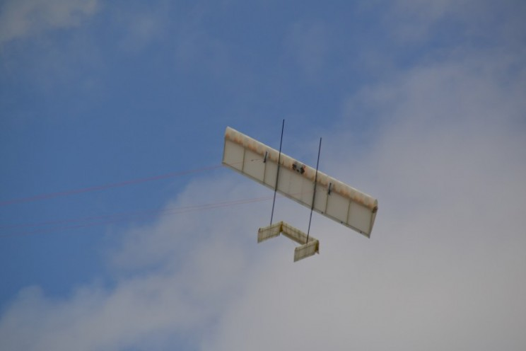 Go Fly a Kite If You Want More Wind-Harnessed Electricity