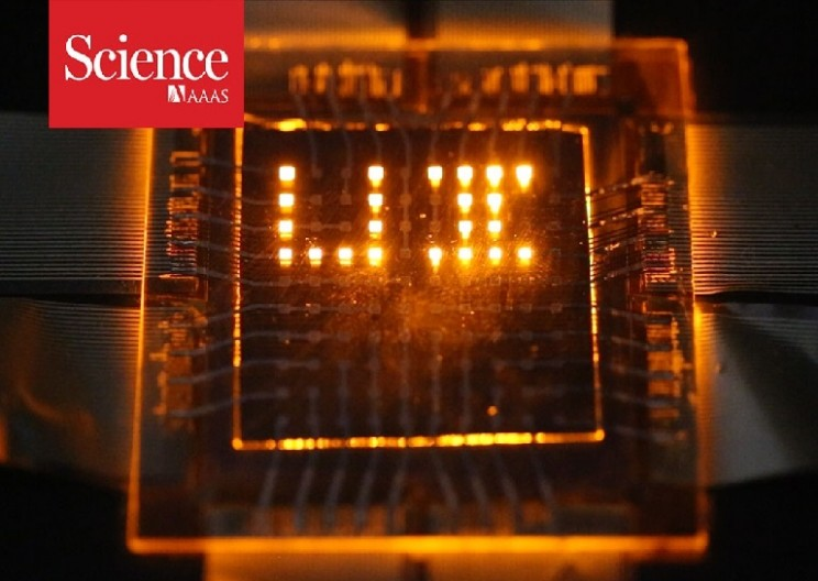 These Two-Way LEDs Can Harvest Light and Detect Hand Gestures