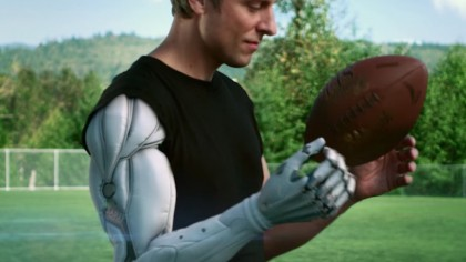 Video Game Bionic Arm Turned into Reality