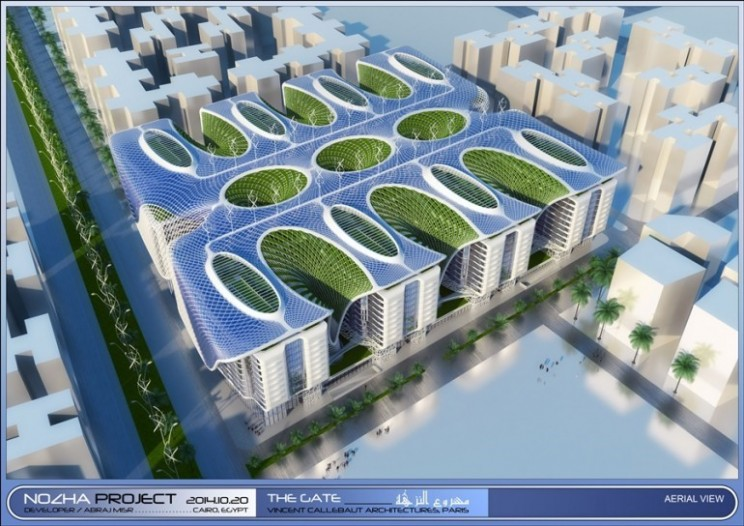 The Gate Residence will promote environmental sustainability