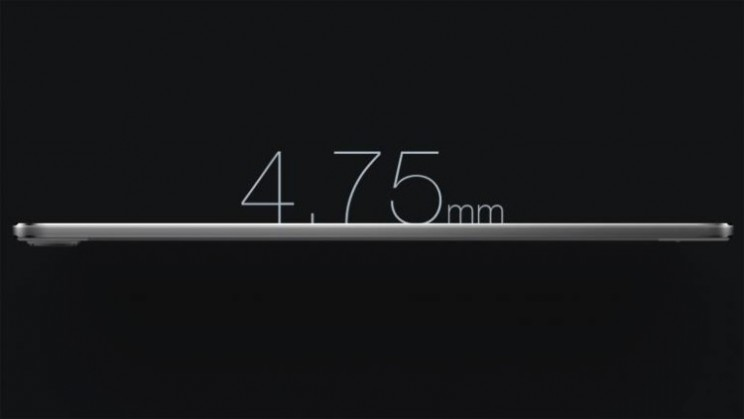 World's thinnest smartphone is Vivo X5Max at just 4.75mm