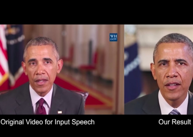 This AI Software Can Generate Scarily Realistic Fake Videos from Audio Clips