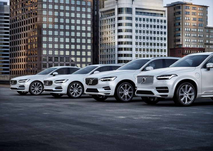 All New Volvo Cars Will Be Electric or Hybrid Starting in 2019